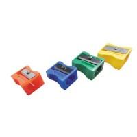 Набор точилок пластмассовых для утолщенных карандашей, 2 шт. п/п с е/п