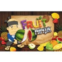 Подкладка на стол ACTION! FRUIT NINJA, ПВХ с заварным рисунком, А3+